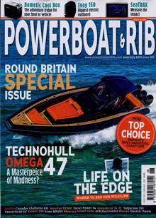 Powerboat & Rib Magazine Magazine Issue JUN-JUL