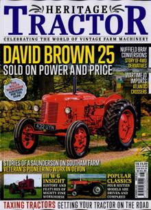 Heritage Tractor Magazine Issue NO 16