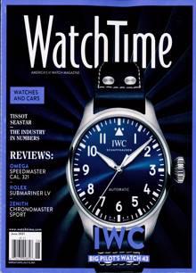 Watchtime Magazine JUN 21 Order Online