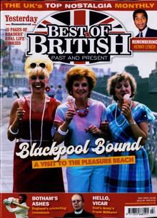Best Of British Magazine JUL 21 Order Online