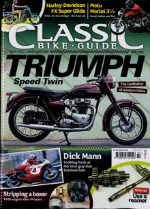 Classic Bike Guide Magazine JUL 21 Order Online