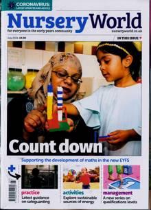 Nursery World Magazine JUL 21 Order Online