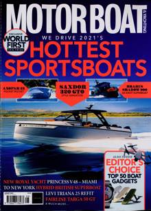 Motorboat And Yachting Magazine AUG 21 Order Online