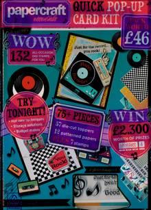 Papercraft Essentials Magazine Issue NO 199