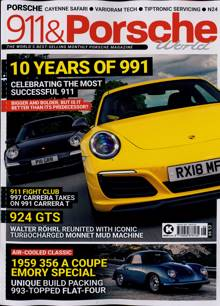 911 Porsche World Magazine AUG 21 Order Online