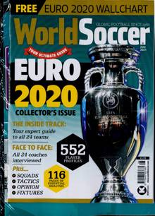World Soccer Magazine Issue JUN 21