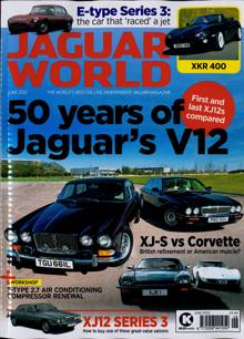 Jaguar World Monthly Magazine Issue JUN 21