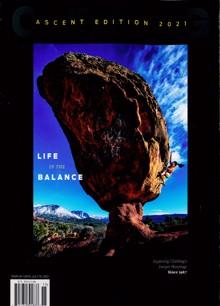 Climbing Magazine ASCENT21 Order Online