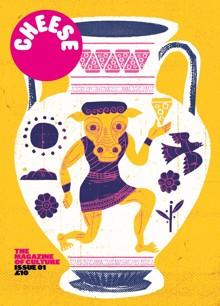 Cheese Magazine Issue 1 Order Online