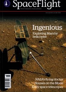 Spaceflight Magazine JUN 21 Order Online