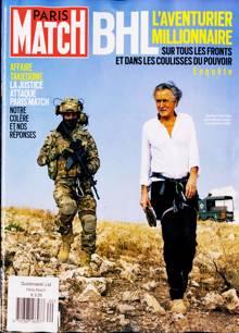Paris Match Magazine NO 3762 Order Online