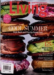 Martha Stewart Living Magazine JUN 21 Order Online