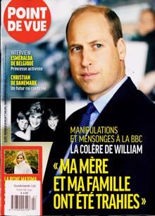 Point De Vue Magazine NO 3797 Order Online