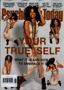 Psychology Today Magazine Issue AUG 21