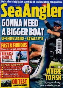 Sea Angler Magazine NO 599 Order Online