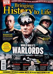 Bringing History To Life Magazine NO 57 Order Online