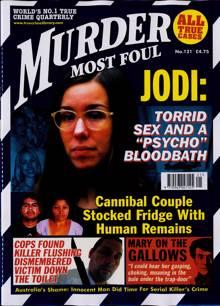 Murder Most Foul Magazine NO 121 Order Online