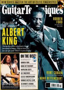 Guitar Techniques Magazine OCT 21 Order Online