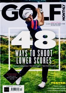 Golf Monthly Magazine OCT 21 Order Online