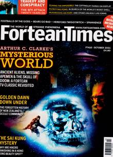Fortean Times Magazine Issue OCT 21