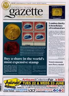 Antique Trades Gazette Magazine 19/06/2021 Order Online