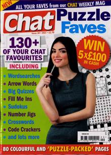 Chat Puzzle Faves Magazine NO 20 Order Online