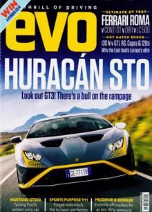 Evo Magazine Issue OCT 21