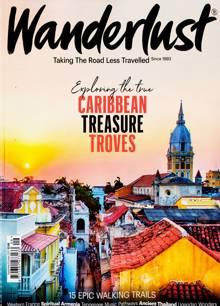 Wanderlust Magazine Issue NO 216