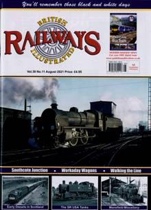 British Railways Illustrated Magazine VOL30/11 Order Online
