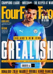 Fourfourtwo Magazine Issue SEP 21