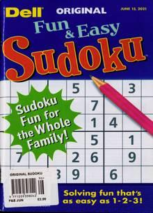 Original Sudoku Magazine F&E JUN Order Online