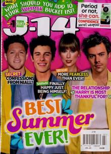 J 14 Magazine Issue JUL 21