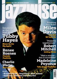 Jazzwise Magazine Issue OCT 21