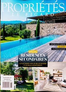 Proprietes Le Figaro  Magazine Issue NO 189