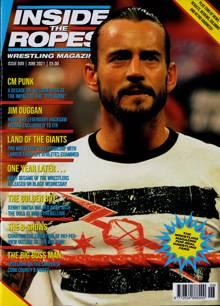 Inside The Ropes Magazine JUN 21 Order Online