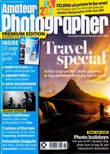 Amateur Photographer Premium Magazine Issue SEP 21