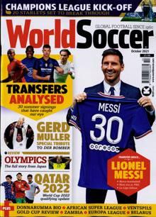 World Soccer Magazine Issue OCT 21