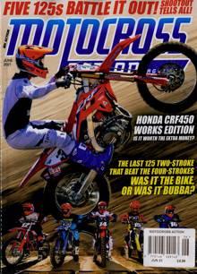 Motocross Action Magazine Issue JUN 21