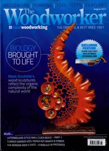 Woodworker Magazine AUG 21 Order Online