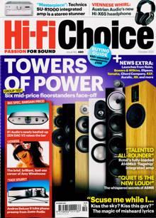 Hi Fi Choice Magazine OCT 21 Order Online