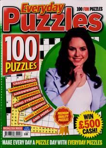 Everyday Puzzles Magazine Issue NO 145