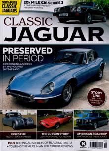 Classic Jaguar Magazine OCT-NOV Order Online
