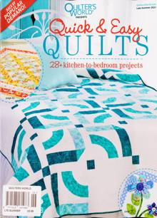 Quilters World Magazine Issue LTE SUMMER