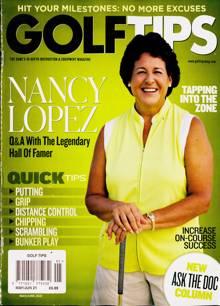 Golf Tips Magazine MAY-JUN Order Online