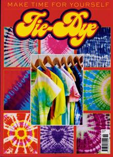 Make Time For Yourself Magazine TIE DYE Order Online