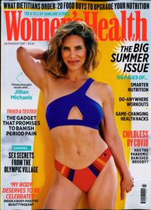 Womens Health Magazine JUL-AUG Order Online