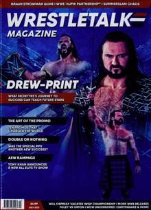 Wrestletalk Magazine JUL 21 Order Online