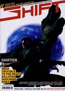 Shift Magazine Issue NO 6