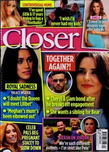 Closer Magazine 19/06/2021 Order Online