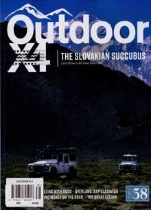 Outdoor X4 Magazine NO 38 Order Online
